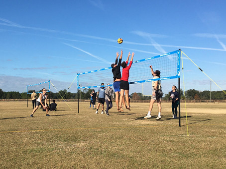 What to Expect at a Grass Volleyball Tournament