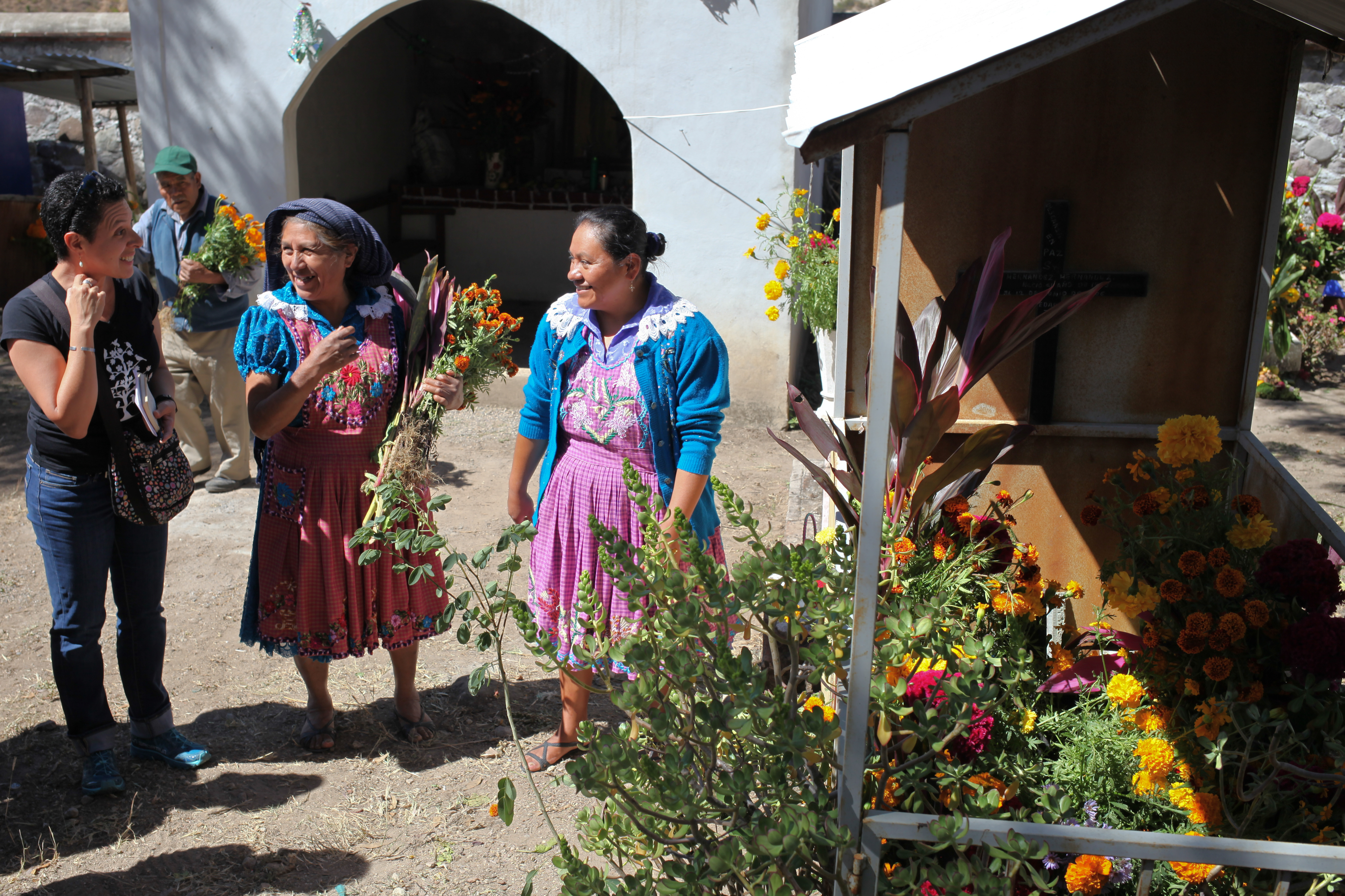 En Via Dia de Muertos Tour_San Migul del Valle_2016-9