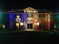 Christmas at the Pi Kapp House