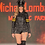 Thumbnail: DAYTONA- Black With Yellow Stripe Sheepskin Leather Moto Jacket