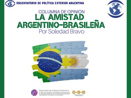La amistad argentino-brasileña