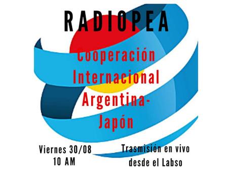 Cooperación Internacional Argentina-Japón