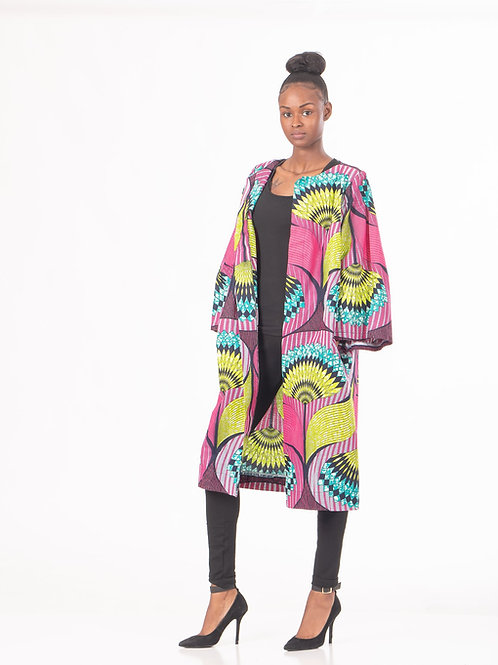 Loose Kimono Jacket