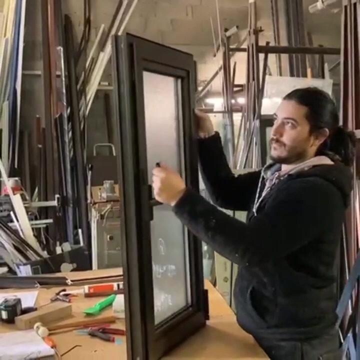 Fenêtre à 2 ouvertures