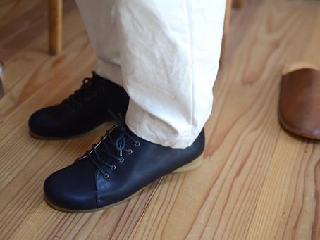 日々の暮らしと靴づくりと