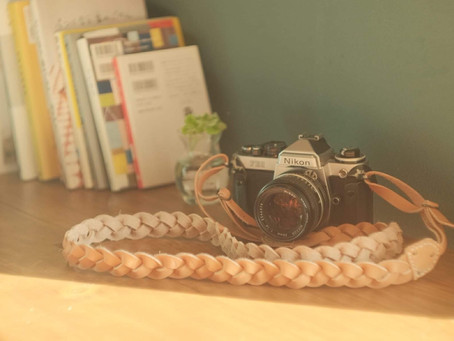 カメラストラップWS 開催しました。