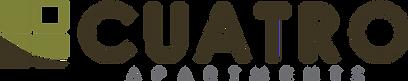 Cuatro Apartments Logo