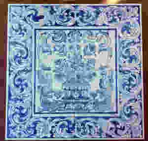 painel em azulejos estilo portugues