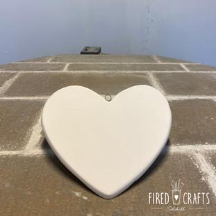 Heart Ornament - £8