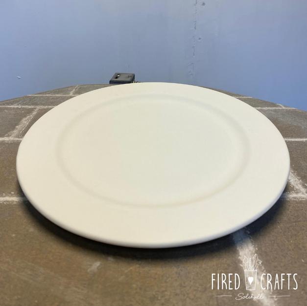 Rimmed Side Plate - £10
