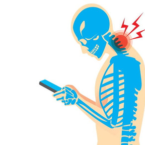 Is modern technology causing us pain?