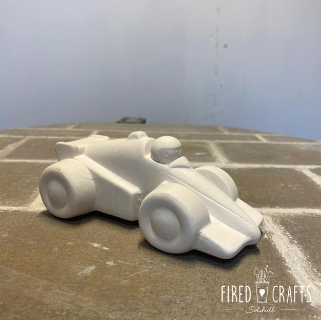 Racing Car - £12