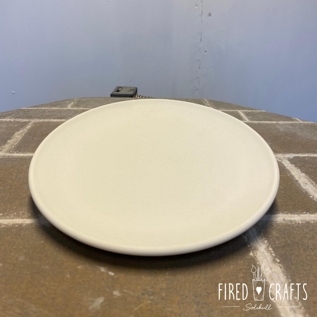 Coupe Side Plate - £10