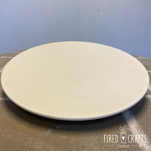 Coupe Dinner Plate - £12