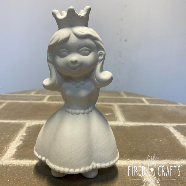 Princess Katie Figurine - £15