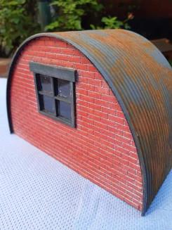 16mm Nissen Hut