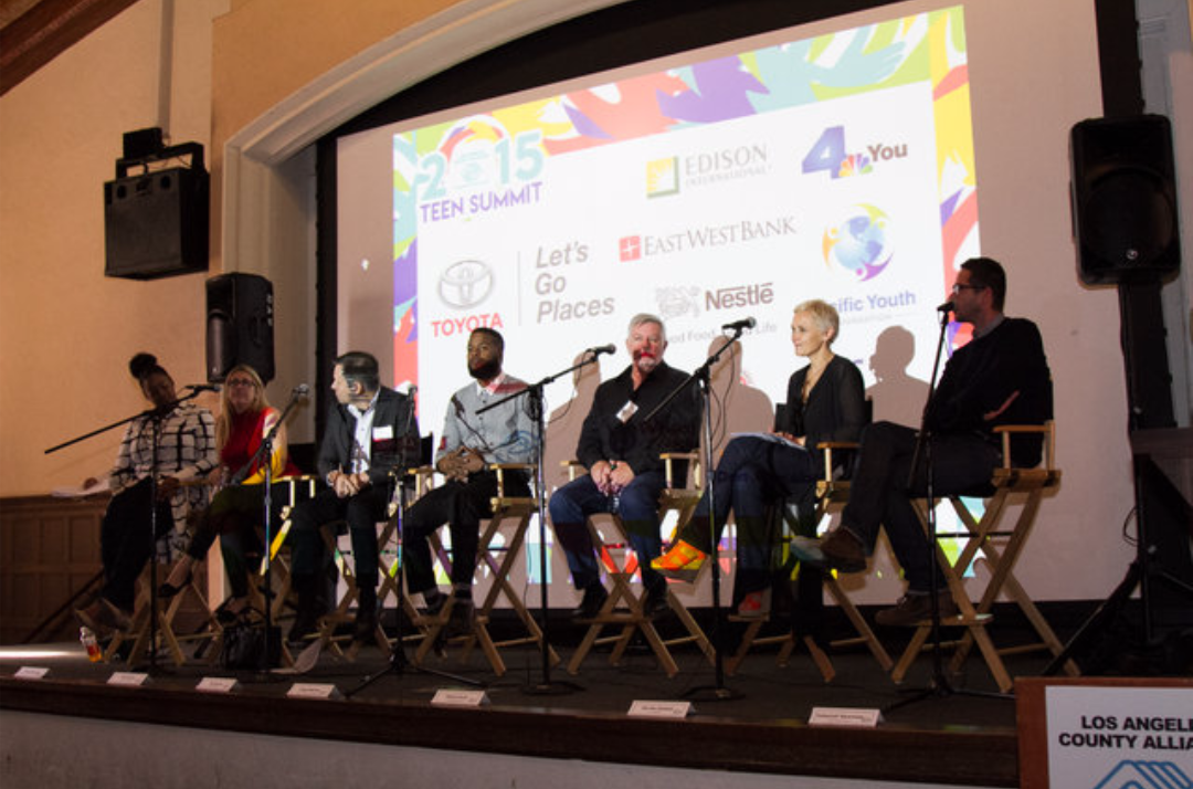 Teen Summit 2015 Entertainment Panel