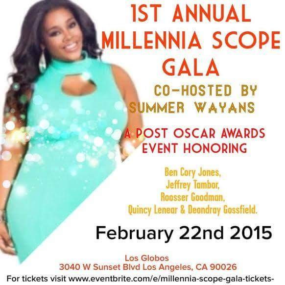 Millennia Scope Gala 2015