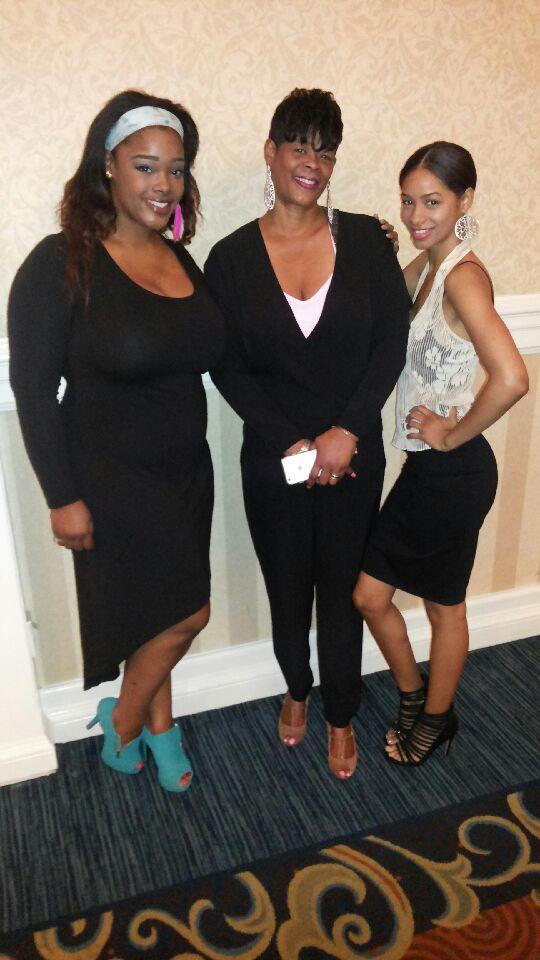 Wayans Girl Foundation at Fundraiser