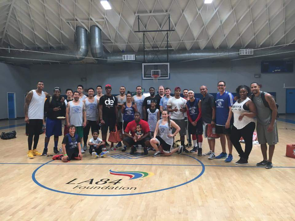 BGC Celebrity Charity Basketball