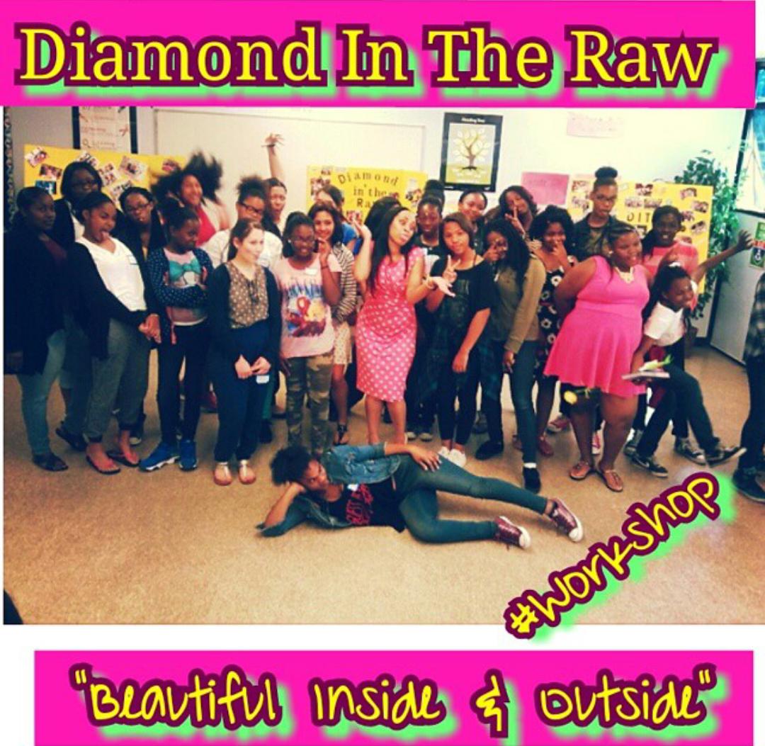 Diamond in the Raw workshop