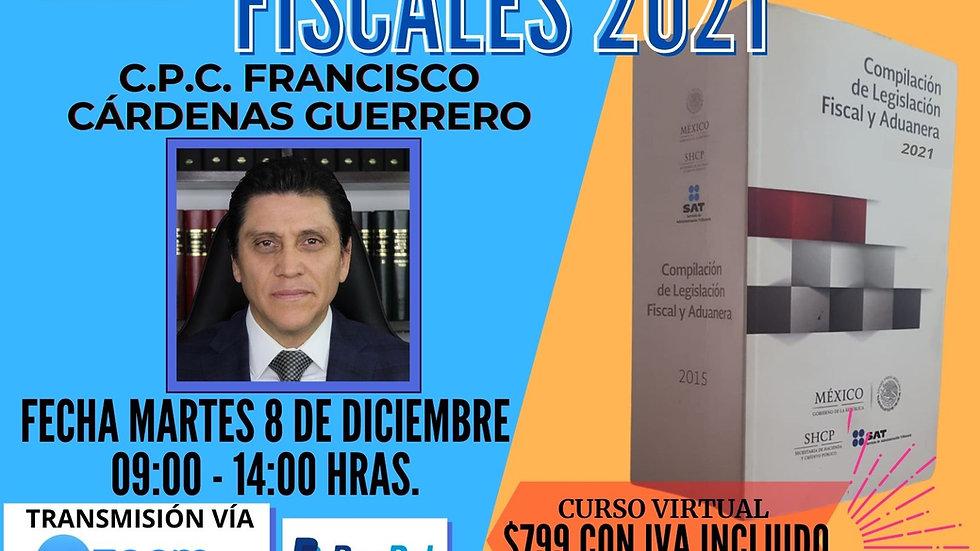 REFORMAS FISCALES 2021