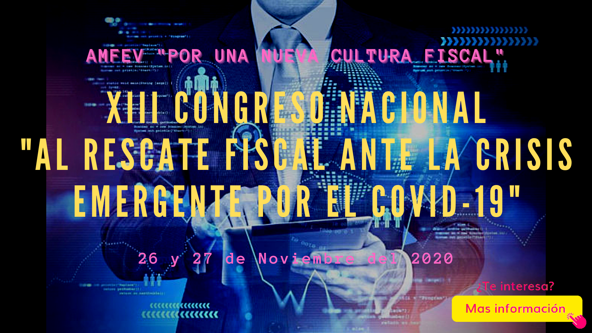 congreso amfev 2020