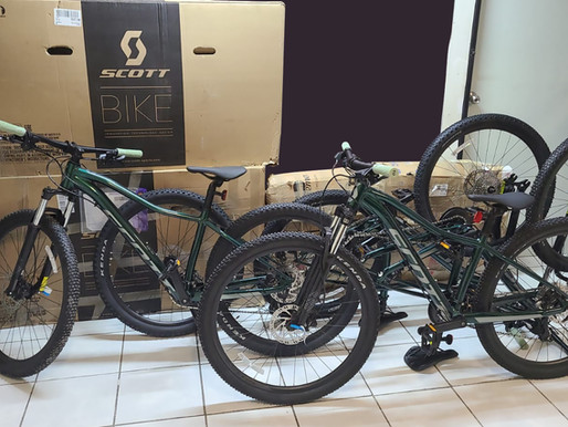 Cae vendedor de bicicletas robadas