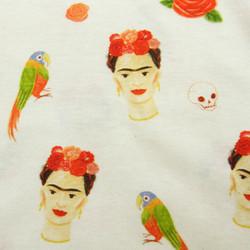 Frida Kahlo baby onesie