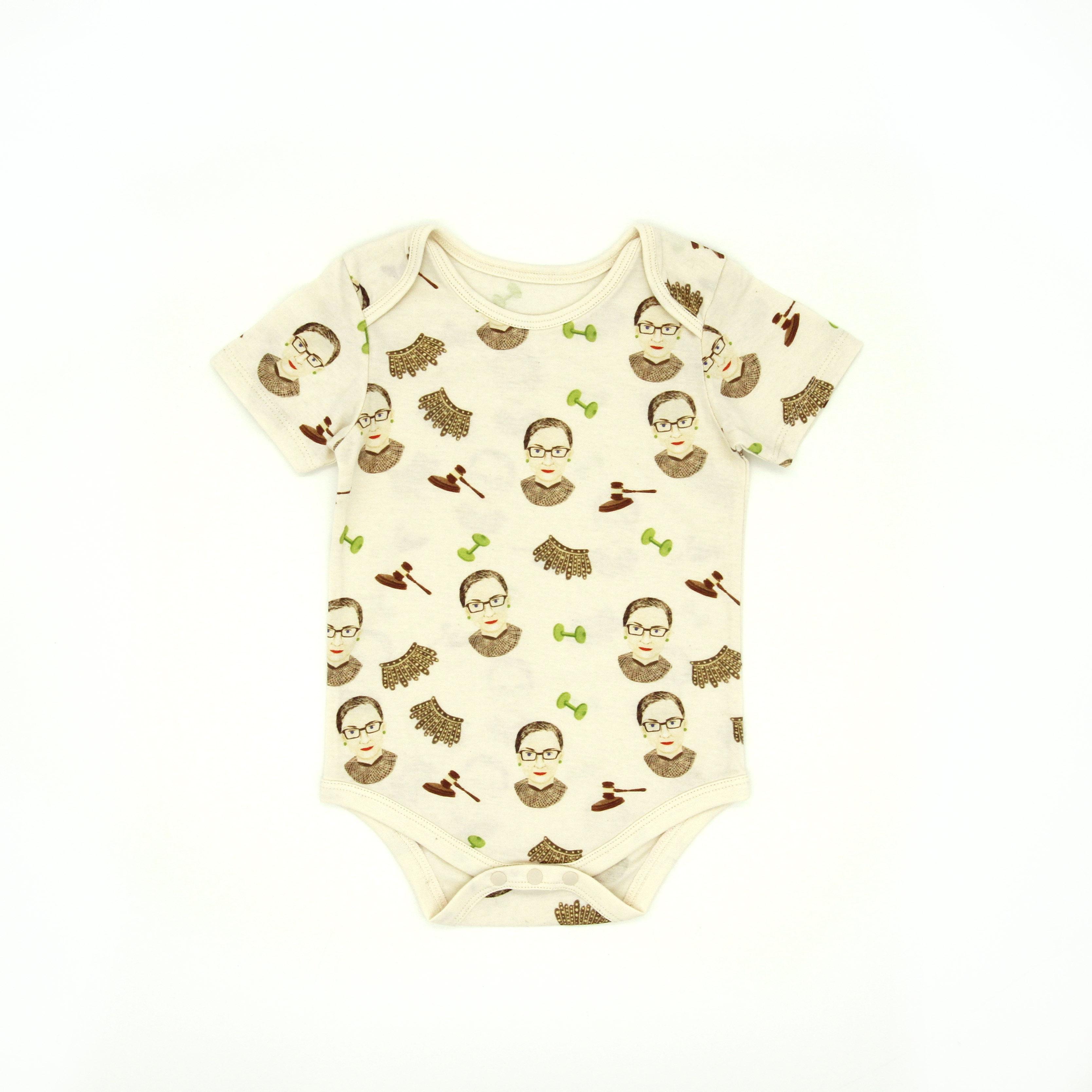 Ruth Bader Ginsburg baby onesie