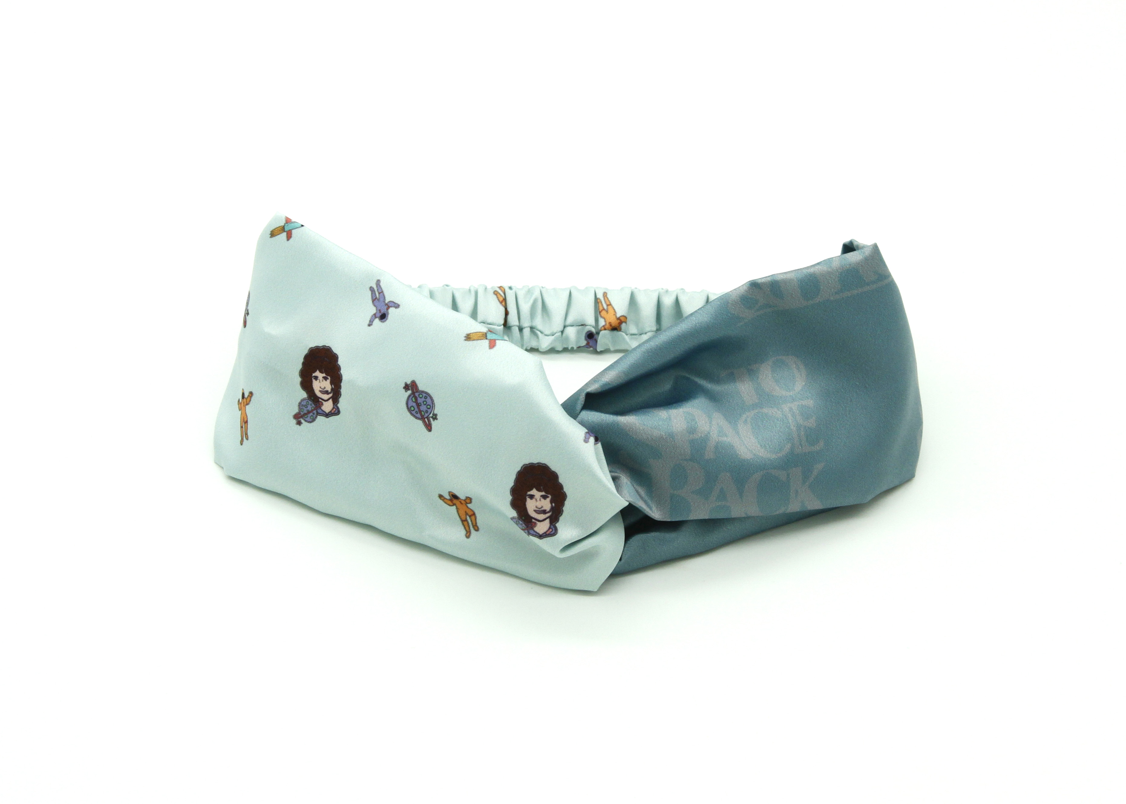 Sally Ride headband
