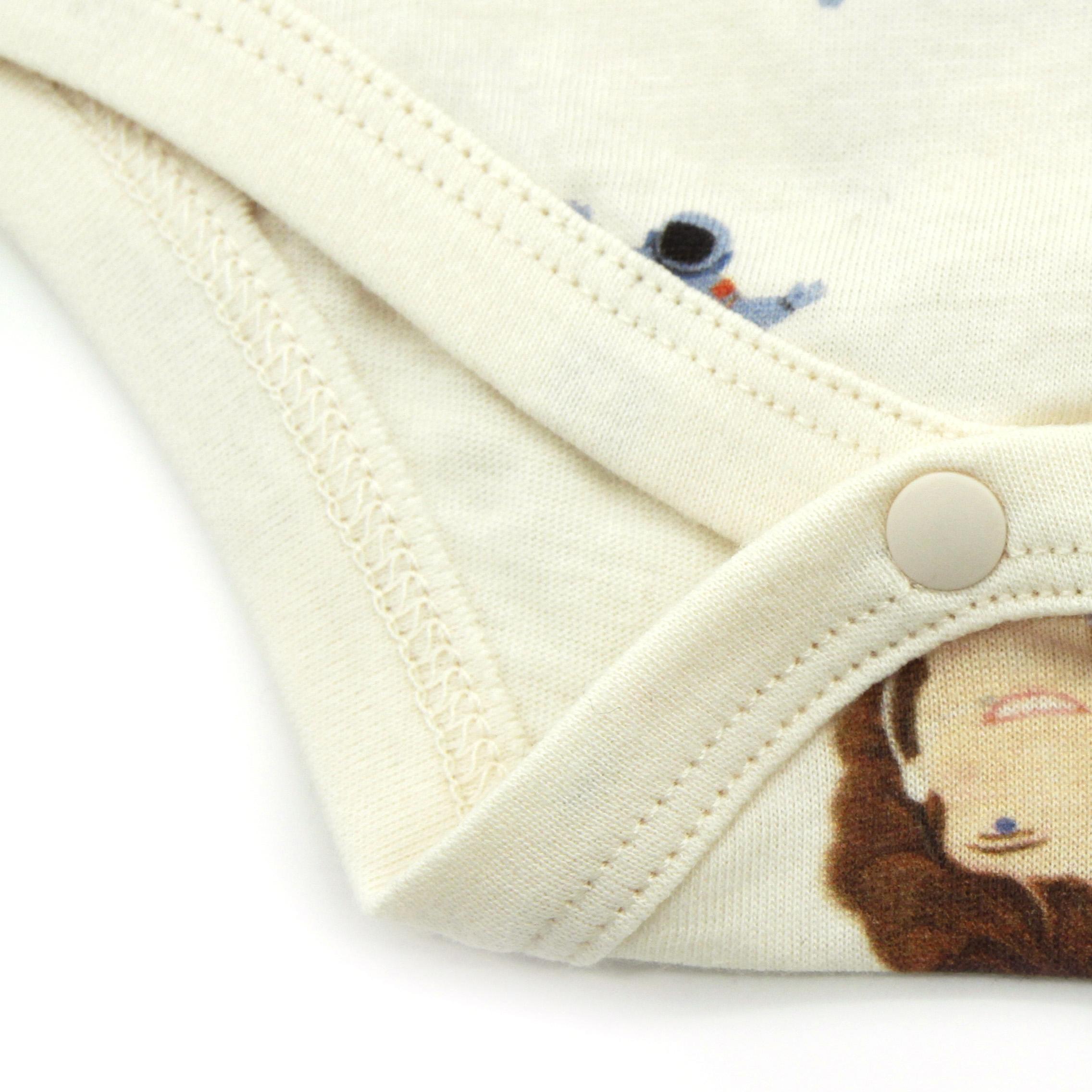 Sally Ride baby onesie