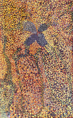Wati Ngintaka - Perentie Lizard Man | Reggie Uluru