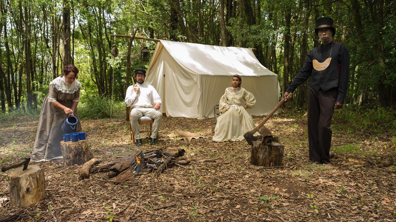 Protector's Camp | Fiona Foley