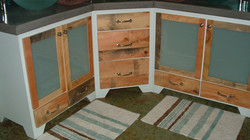 Painted & Chattered Pine