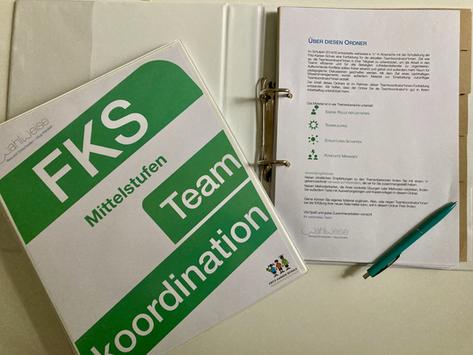 Fortbildungsreihe für die Teamkoordinator:innen einer Berliner Gemeinschaftsschule