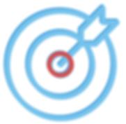 Icon Zielsetzung