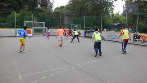 Fair Play School Soccer - Ein Projekt zur Prävention von Gewalt auf dem Schulhof