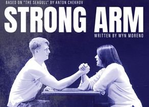 Promo for Strong Arm