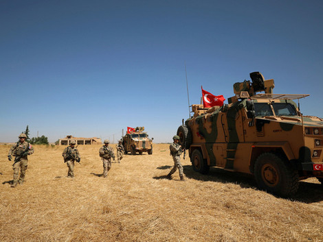 As Russia-Turkey meet in Sochi to discuss Idlib, US troops continue to quietly occupy Syria