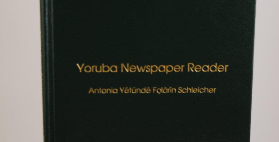 Yoruba Newspaper Reader