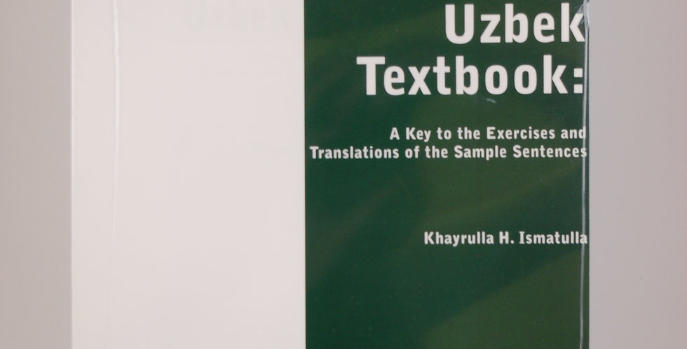 Supplement to Uzbek Textbook