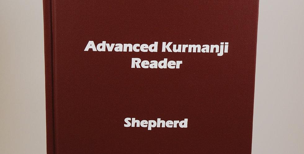 Advanced Kurmanji Reader