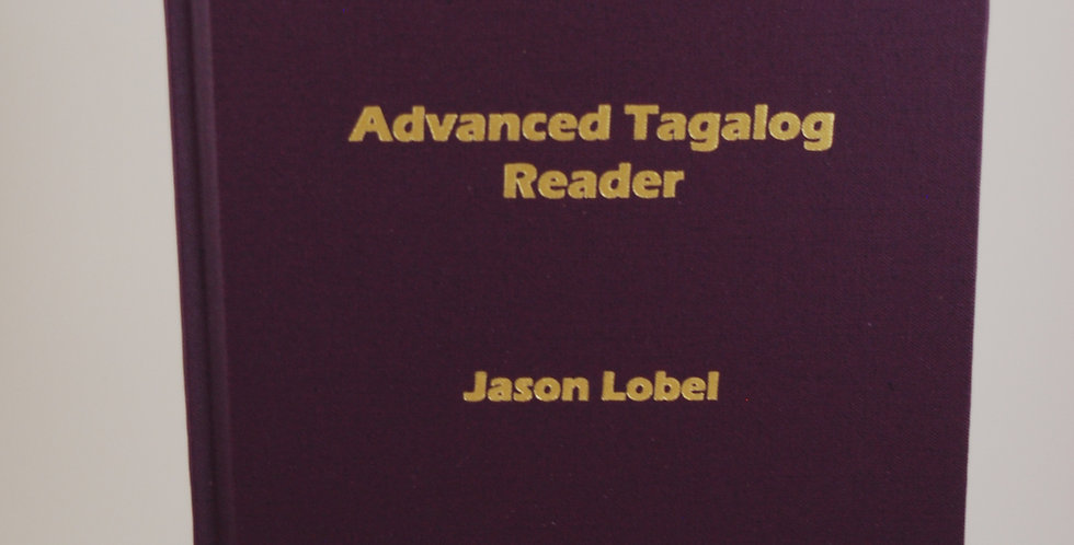 Advanced Tagalog Reader