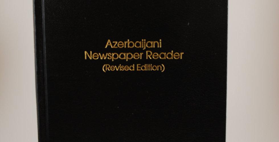 Azerbaijani Newspaper Reader (Revised Edition)