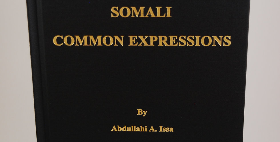 Somali Common Expressions