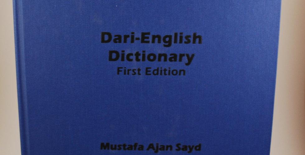 Dari-English Dictionary First Edition