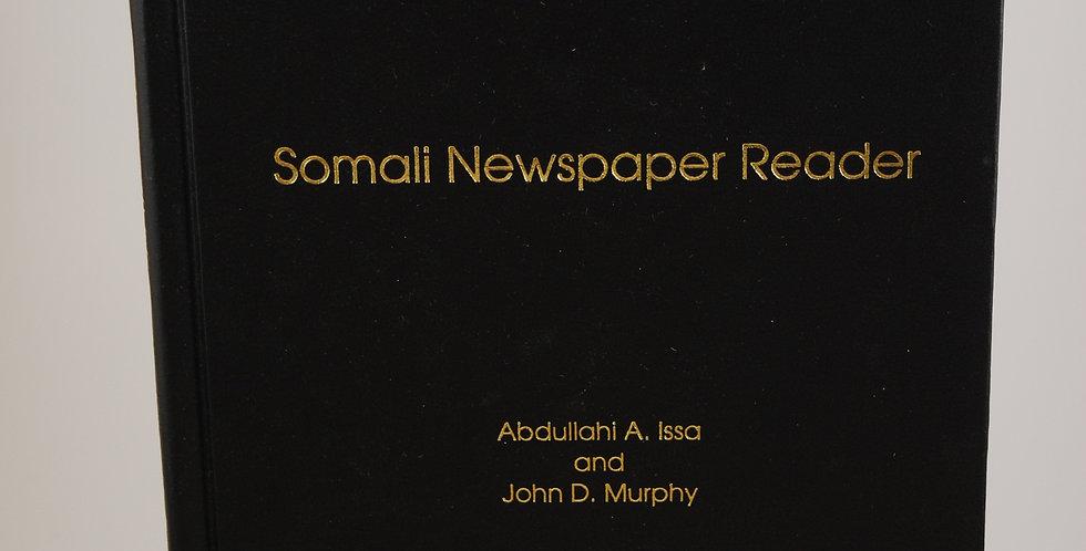 Somali Newspaper Reader