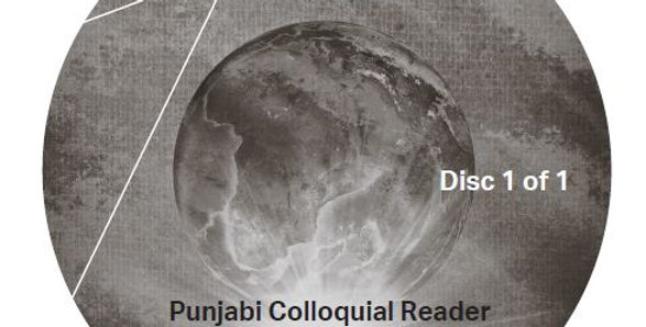 Punjabi Colloquial Reader - Audio CD