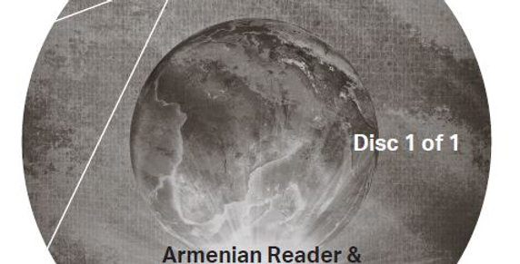 Armenian (Eastern) Newspaper Reader and Grammar - Audio CD